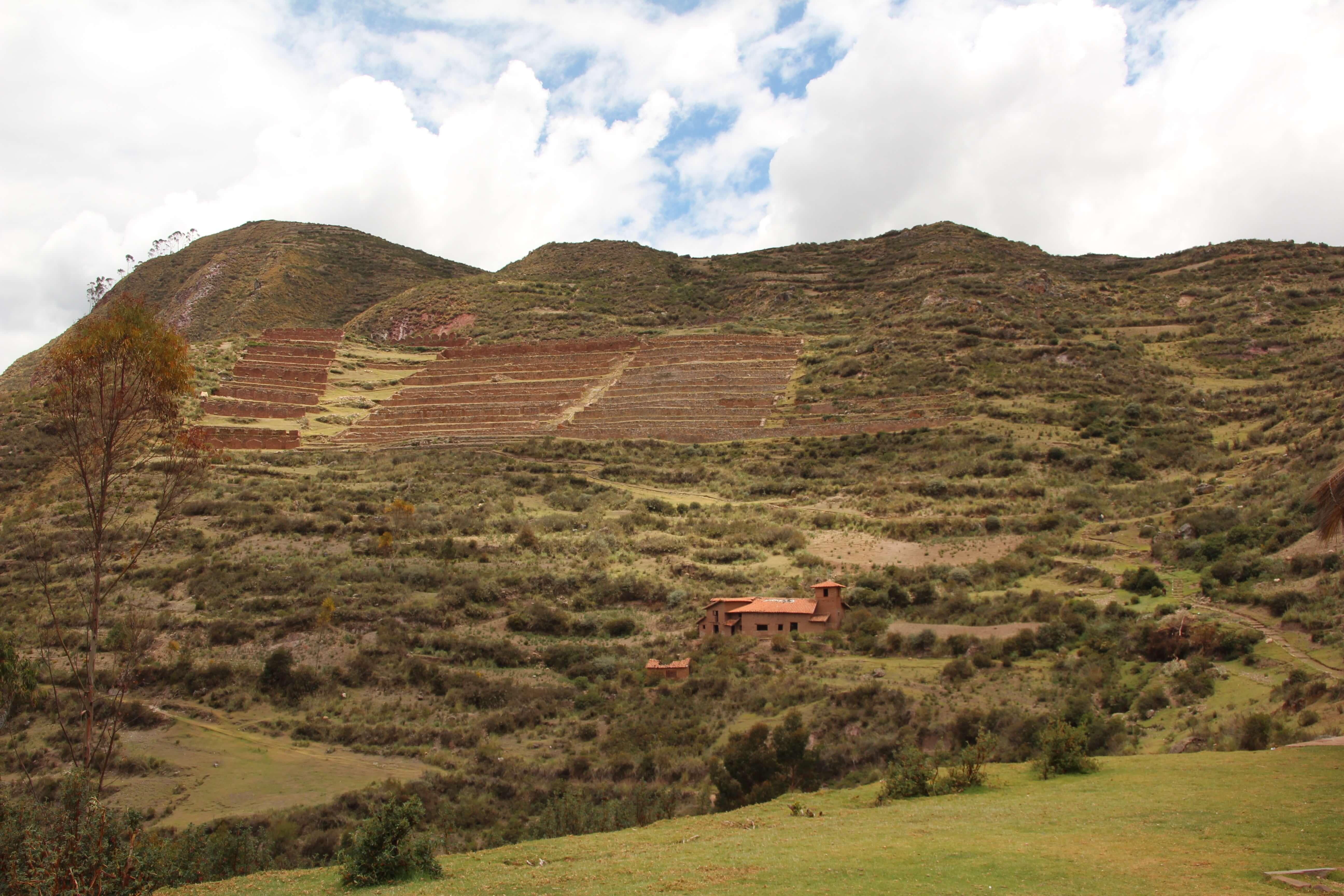 in der Nähe von Salinas de Maras