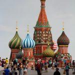 super schön- die bunte Basilika auf dem roten Platz