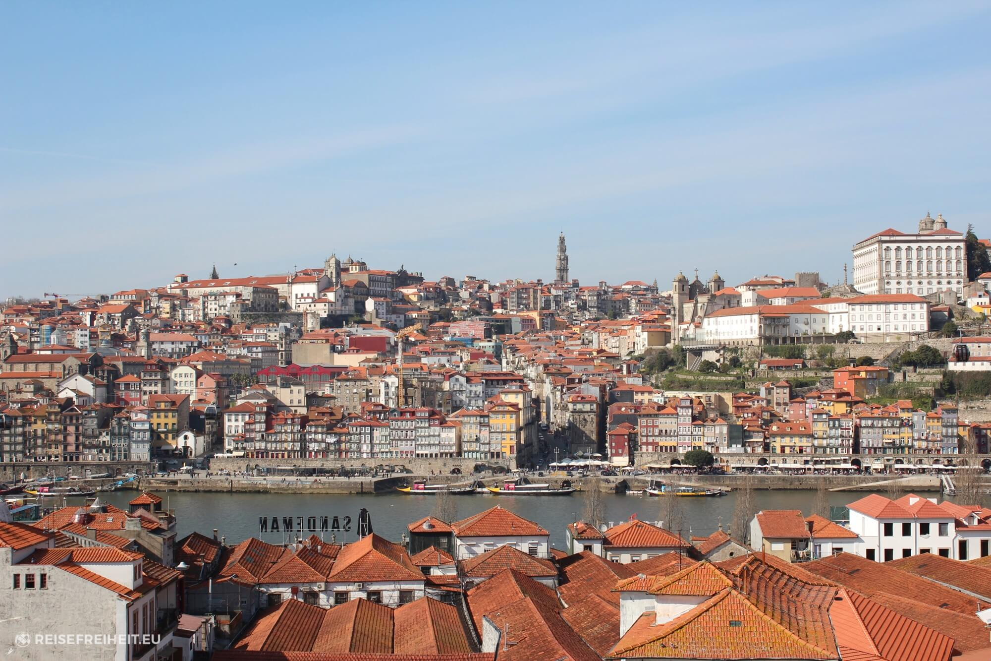 porto-portugal-portwein-ruby-aussicht-view
