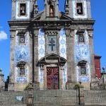 portugal-porto-Church-of-Saint-Ildefonso-front